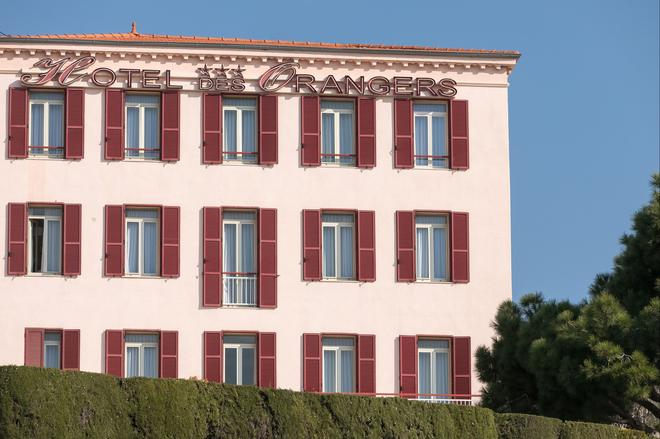 The Originals Boutique, Hôtel des Orangers, Cannes (Inter-Hotel) - Cannes - Rakennus