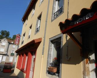 La Vieille Auberge - Saint-Privat-d'Allier - Building