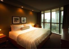 Executive Hotel Vintage Park - Vancouver - Makuuhuone