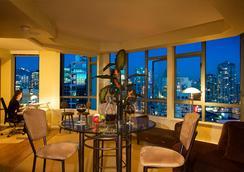 Executive Hotel Vintage Park - Vancouver - Oleskelutila