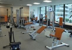 Lindner Congress Hotel - Düsseldorf - Gym