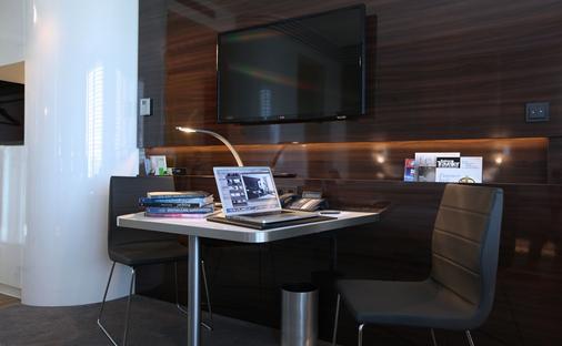 Lindner Congress Hotel - Düsseldorf - Khu vực làm việc