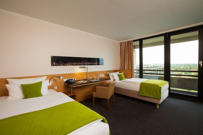 Lindner Congress Hotel - Düsseldorf - Makuuhuone