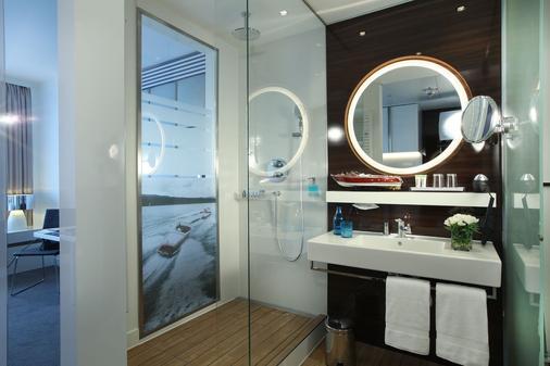 Lindner Congress Hotel - Düsseldorf - Phòng tắm