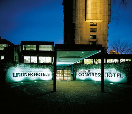 Lindner Congress Hotel - Düsseldorf - Rakennus