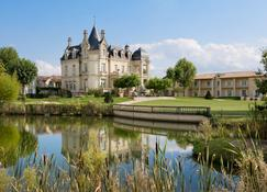 Chateau Hotel & Spa Grand Barrail - Saint-Émilion - Building