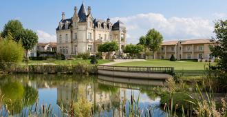 Chateau Hotel & Spa Grand Barrail - Saint-Émilion - Edificio