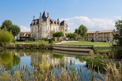 Chateau Hotel & Spa Grand Barrail - Saint-Émilion - Building