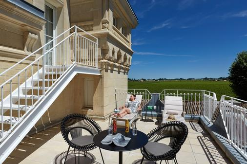 Chateau Hotel & Spa Grand Barrail - Saint-Émilion - Balcony