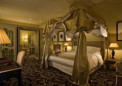 Chateau Hotel & Spa Grand Barrail - Saint-Émilion - Bedroom