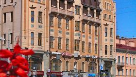 Hotel Dostoevsky - St. Petersburg - Bina