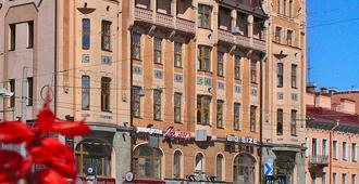 Hotel Dostoevsky - San Petersburgo - Edificio