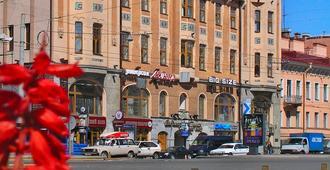 Hotel Dostoevsky - Pietari - Rakennus