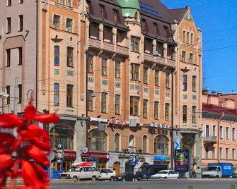 Hotel Dostoevsky - São Petersburgo - Edifício