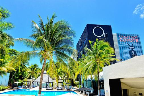 Oh! The Urban Oasis - Cancún - Building