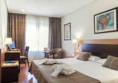 萊昂公主酒店 - 里昂 - 萊昂 - 臥室