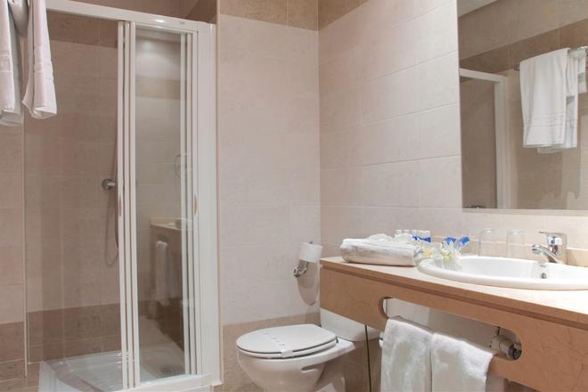 萊昂公主酒店 - 里昂 - 萊昂 - 浴室