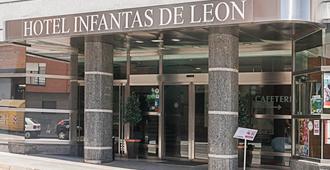 Hotel Infantas De León - León