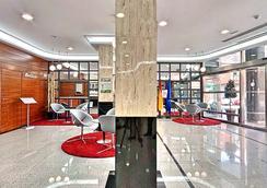 萊昂公主酒店 - 里昂 - 萊昂 - 大廳