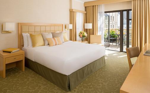 Orchard Garden Hotel - San Francisco - Bedroom