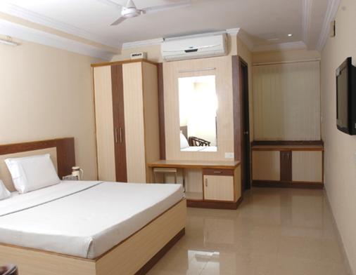 Hotel Sri Sai Regency - Hyderabad - Κρεβατοκάμαρα
