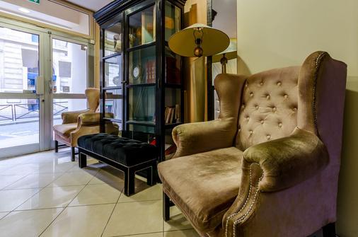 Hotel Riviera - Paris - Living room