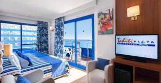 Hotel Tahiti Playa - Santa Susanna - Makuuhuone