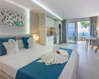 Klayman Diamond Aparthotel - Los Gigantes - Bedroom
