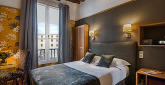 Hôtel Saint-Paul Rive-Gauche - París - Habitación