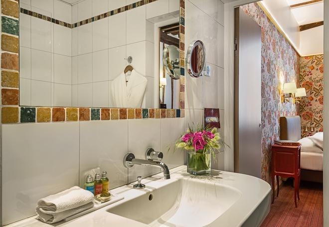Hôtel Saint Paul Rive Gauche - Παρίσι - Μπάνιο