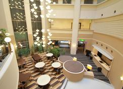 Apa Hotel Fukuoka Watanabedori Ekimae Excellent - Fukuoka - Lobby