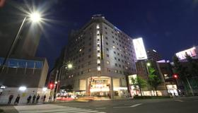 Apa Hotel Fukuoka Watanabedori Ekimae Excellent - Φουκουόκα - Κτίριο