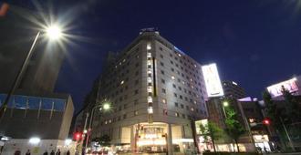 Apa Hotel Fukuoka Watanabedori Ekimae Excellent - Fukuoka - Building