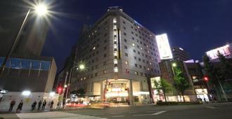 โรงแรมอาป้า ฟูกูโอกะ-วาตานาเบะโดริ - ฟุกุโอกะ - อาคาร