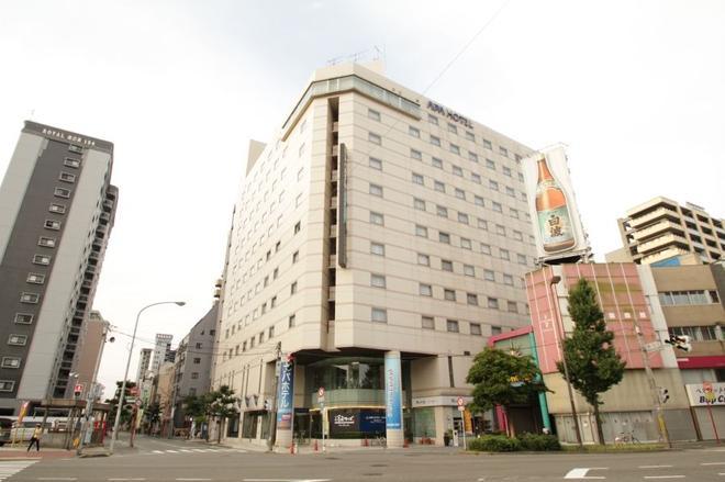 アパホテル 福岡渡辺通 Excellent - 福岡市 - 建物