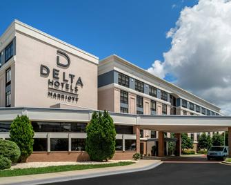 Delta Hotels by Marriott Huntington Downtown - Huntington - Building