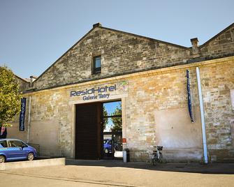 Residhotel Galerie Tatry - Bordeaux - Building