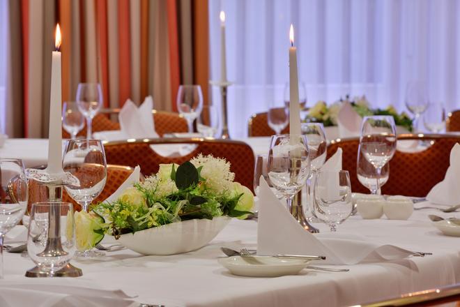 魏塞爾赫希環形酒店 - 韋爾尼格羅德 - 韋尼格羅德 - 餐廳