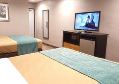丹唐戴斯酒店 - 丹頓 - 丹頓 - 臥室