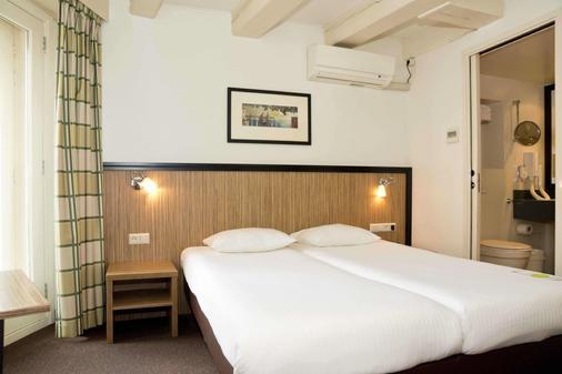 大道酒店 - 阿姆斯特丹 - 阿姆斯特丹 - 臥室