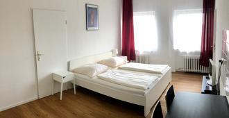 Hotel Westend - קלן - חדר שינה