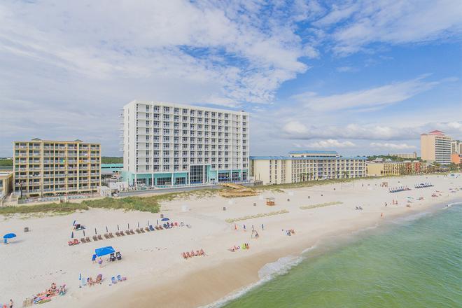 Hampton Inn & Suites Panama City Beach-Beachfront - Panama City Beach - Beach