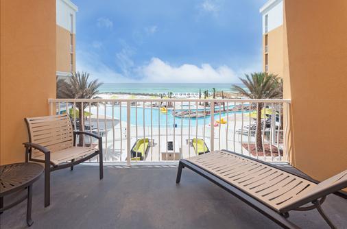 Hilton Garden Inn Ft. Walton Beach - Fort Walton Beach - Parveke