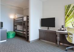 Hilton Garden Inn Ft. Walton Beach - Bãi biển Fort Walton - Phòng ngủ