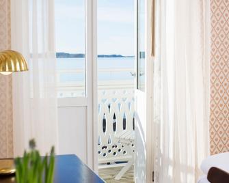 Strandvillan Hotell & Vandrarhem, Lysekil - Lysekil - Balcón