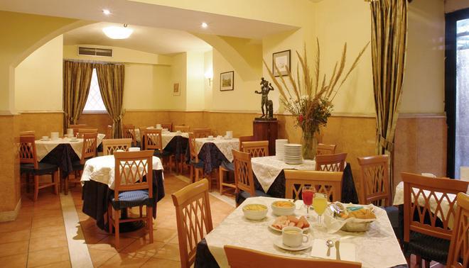 Hotel Giglio dell'Opera - Ρώμη - Εστιατόριο
