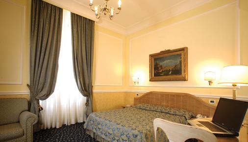 Hotel Giglio dell'Opera - Rooma - Makuuhuone