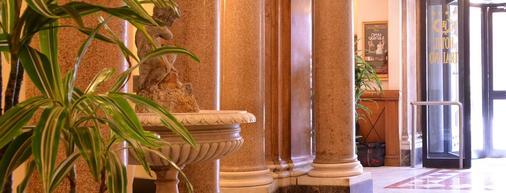 Traiano Hotel - Rome - Hallway