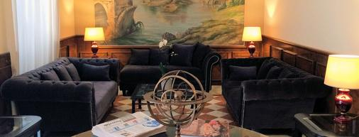 Traiano Hotel - Rome - Lobby