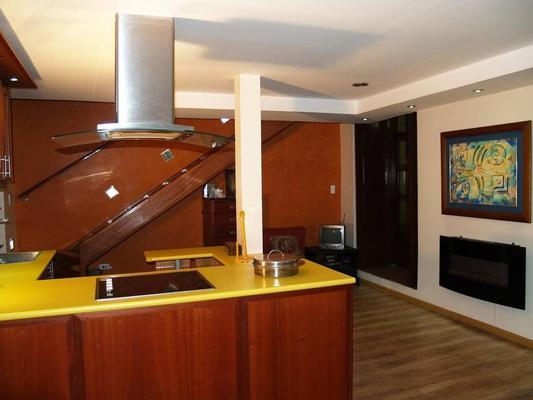 Rincón Familiar Hostel Boutique - Quito - Kitchen